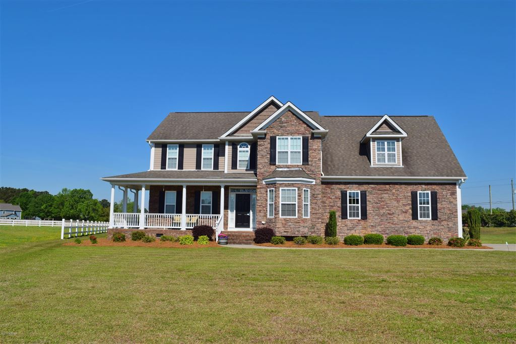 Photo for 346 River Birch Drive, Greenville, NC 27858 (MLS # 100148255)