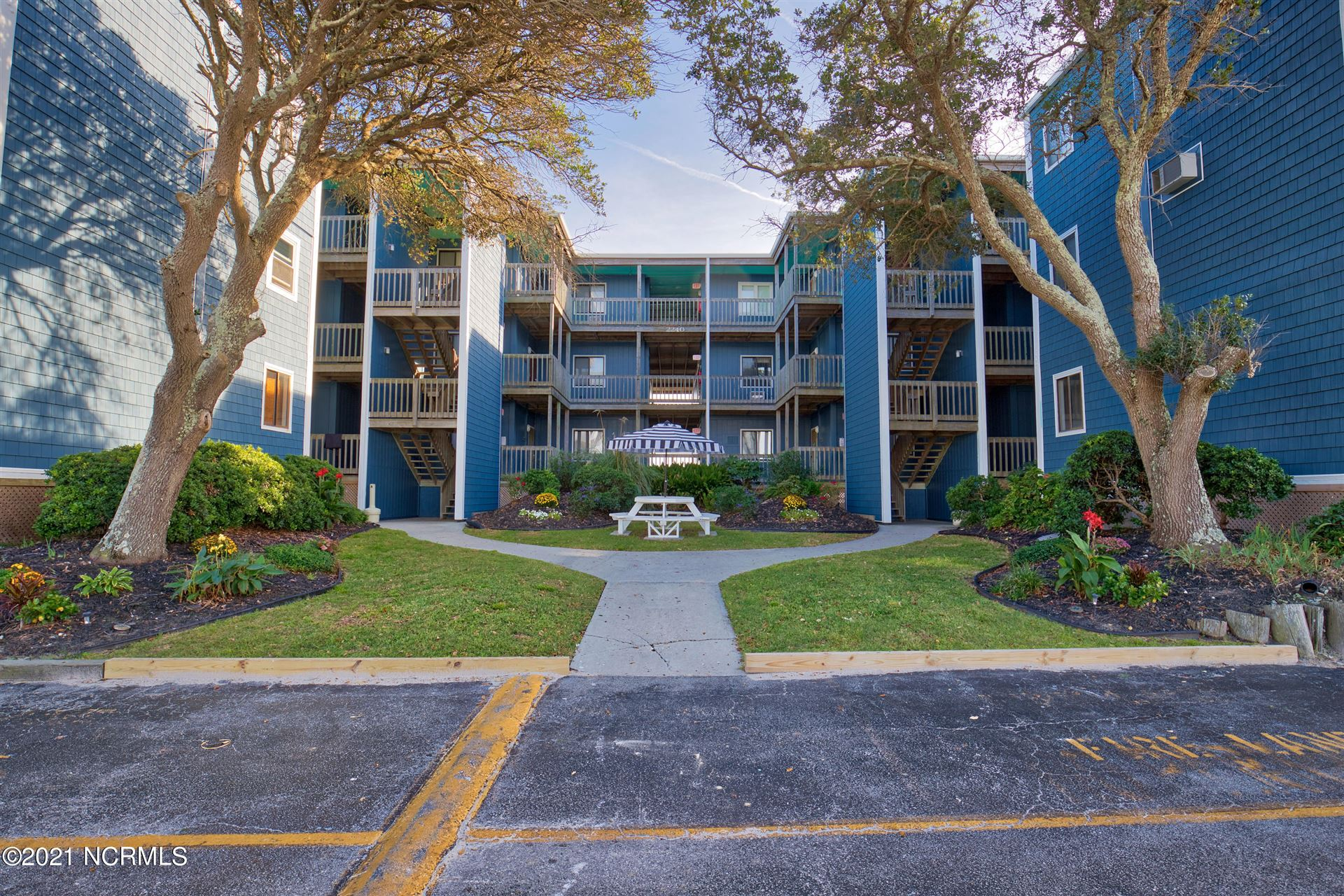 Photo for 2174 New River Inlet Road #387, North Topsail Beach, NC 28460 (MLS # 100283255)