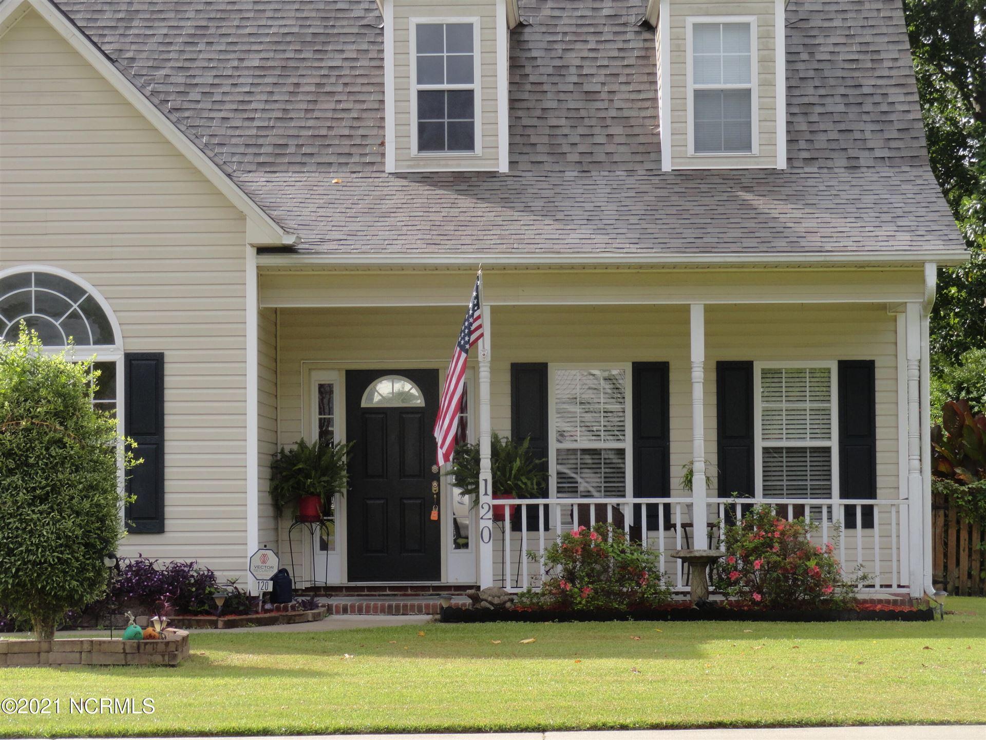 Photo of 120 Farina Drive, Havelock, NC 28532 (MLS # 100289255)