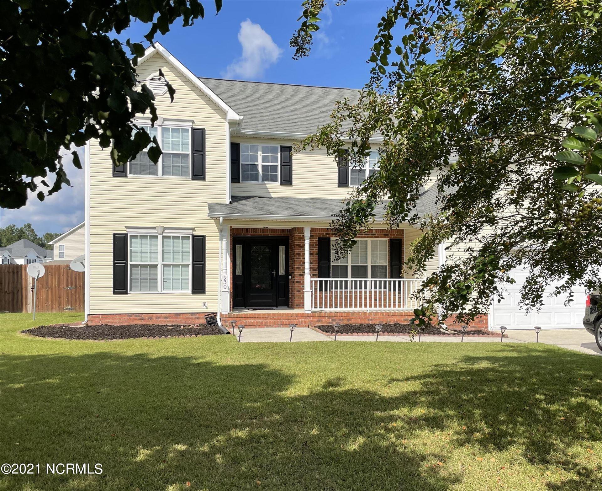 Photo of 930 Commons Drive N, Jacksonville, NC 28546 (MLS # 100293255)
