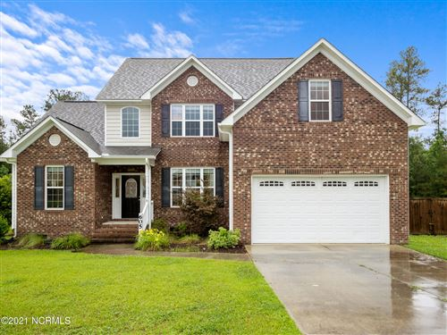 Photo of 605 Stagecoach Drive, Jacksonville, NC 28546 (MLS # 100276256)