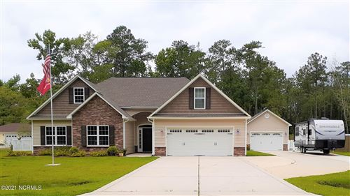 Photo of 517 Stately Pines Road, New Bern, NC 28560 (MLS # 100276257)
