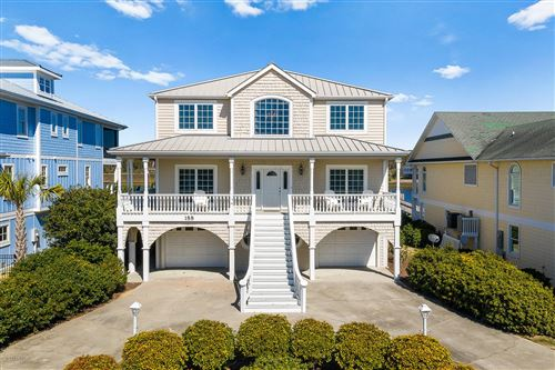 Photo of 188 Yacht Watch Drive, Holden Beach, NC 28462 (MLS # 100209258)