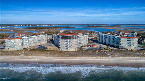 Photo of 2000 New River Inlet Rd #2607-2608, North Topsail Beach, NC 28460 (MLS # 100225258)