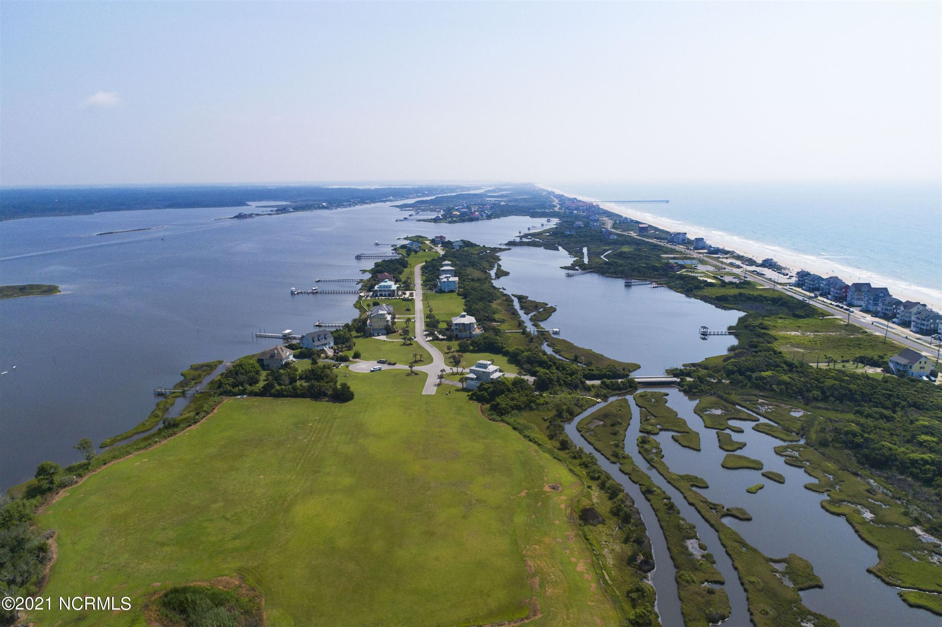 Photo of 6 Osprey Drive, North Topsail Beach, NC 28460 (MLS # 100265258)
