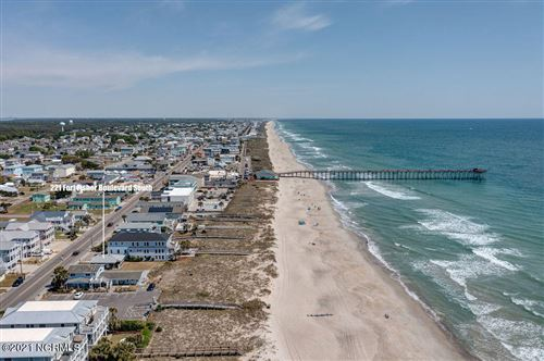 Photo of 221 S Fort Fisher Boulevard, Kure Beach, NC 28449 (MLS # 100269259)