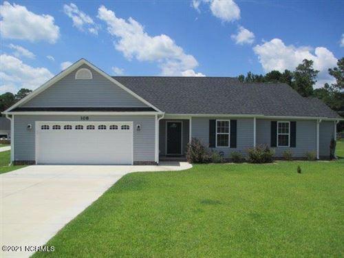 Photo of 108 Blue Haven Drive, Hubert, NC 28539 (MLS # 100270259)
