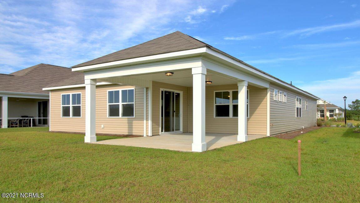 Photo of 1289 Fence Post Lane #Lot 1711bristol A, Carolina Shores, NC 28467 (MLS # 100285259)