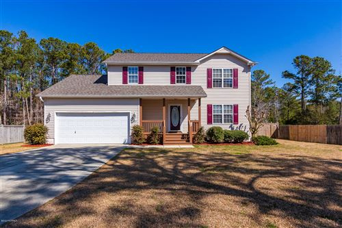 Photo of 107 River Reach Drive W, Swansboro, NC 28584 (MLS # 100220261)
