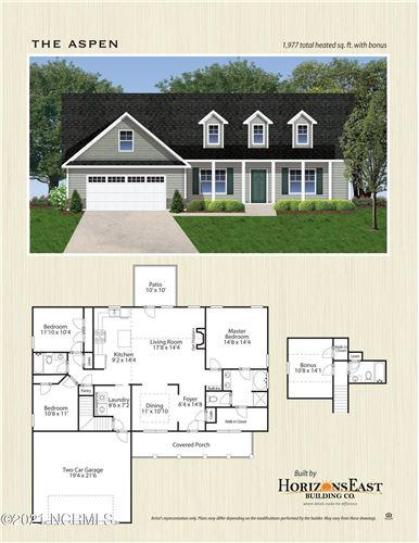 Photo of 200 Pembury Way, Richlands, NC 28574 (MLS # 100258262)