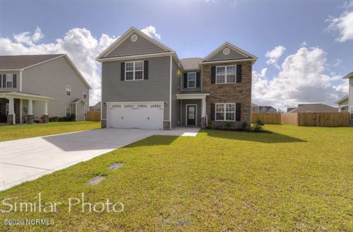 Photo of 105 Wee Toc Trail, Jacksonville, NC 28546 (MLS # 100198263)