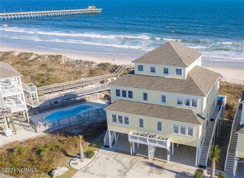 Photo of 874 Villas Drive, North Topsail Beach, NC 28460 (MLS # 100263263)
