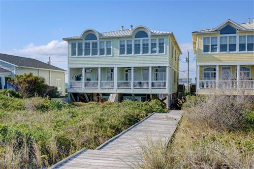 Photo of 903 Ocean Boulevard #A, Topsail Beach, NC 28445 (MLS # 100192264)