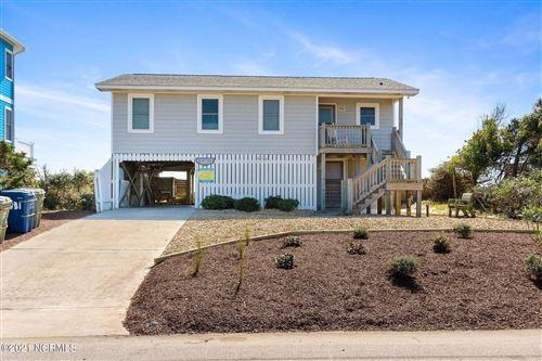 Photo of 1311 Ocean Drive, Emerald Isle, NC 28594 (MLS # 100276264)