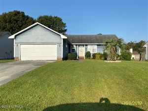 Photo of 304 Celtic Ash Street, Sneads Ferry, NC 28460 (MLS # 100187265)