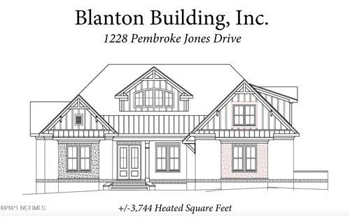 Photo of 1228 Pembroke Jones Drive, Wilmington, NC 28405 (MLS # 100253266)