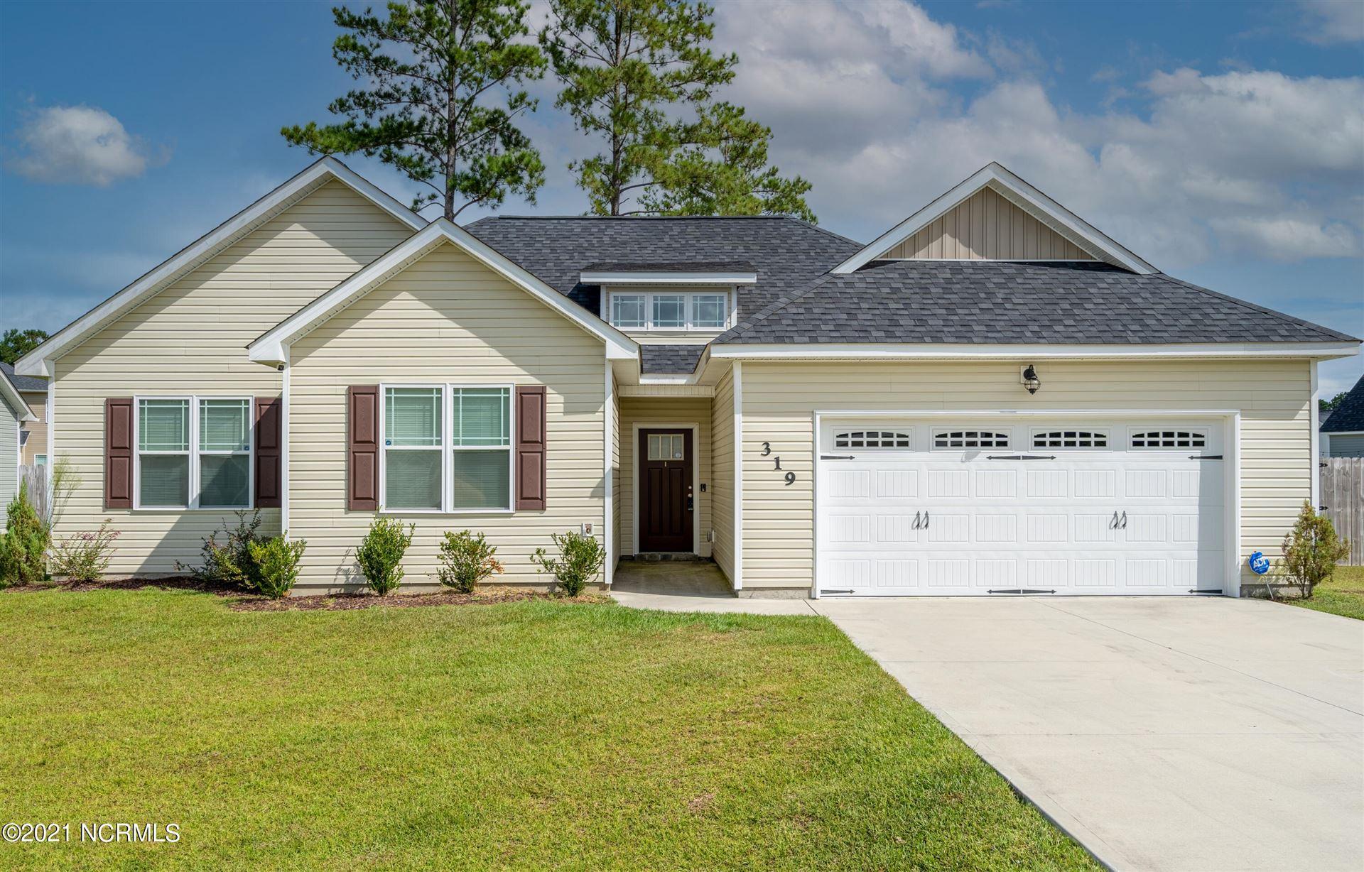 Photo of 319 Adobe Lane, Jacksonville, NC 28546 (MLS # 100291267)
