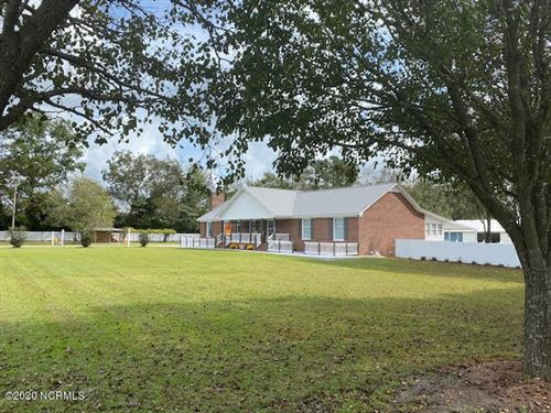 Photo of 420 Francktown Road, Richlands, NC 28574 (MLS # 100243268)