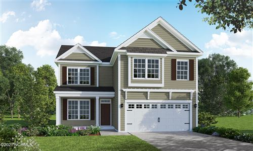Photo of 262 E Red Head Circle, Sneads Ferry, NC 28460 (MLS # 100259268)