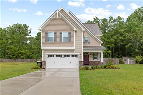 Photo of 100 Cottle Court, Richlands, NC 28574 (MLS # 100231269)