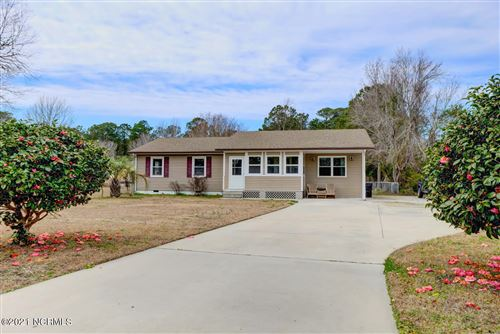 Photo of 1431 Old Folkstone Road, Sneads Ferry, NC 28460 (MLS # 100265269)