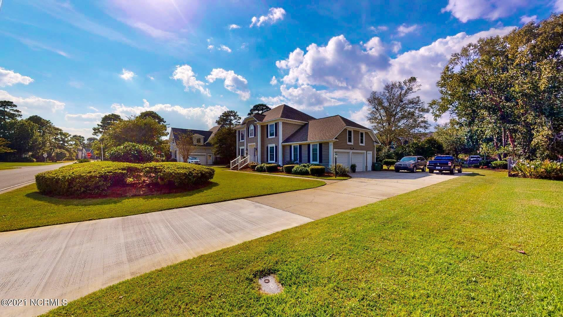 Photo of 3320 Amber Drive, Wilmington, NC 28409 (MLS # 100295269)