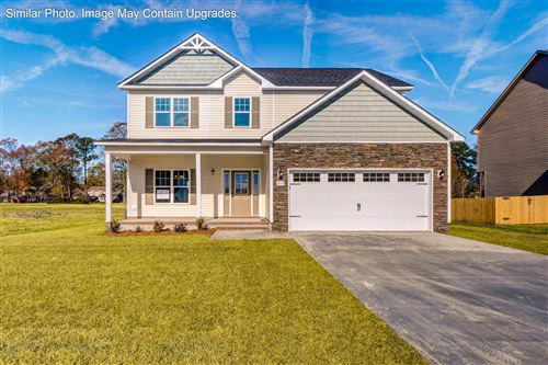 Photo of 217 Westfield Drive, Richlands, NC 28574 (MLS # 100244270)