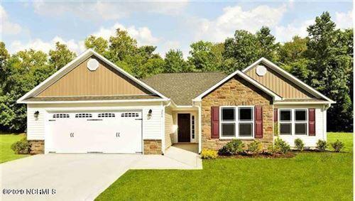 Photo of 109 Village Creek Drive, Maysville, NC 28555 (MLS # 100201271)