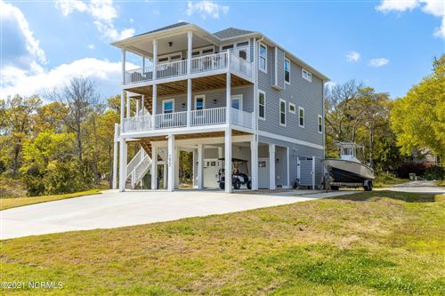 Photo of 7022 Archers Creek Drive, Emerald Isle, NC 28594 (MLS # 100257271)