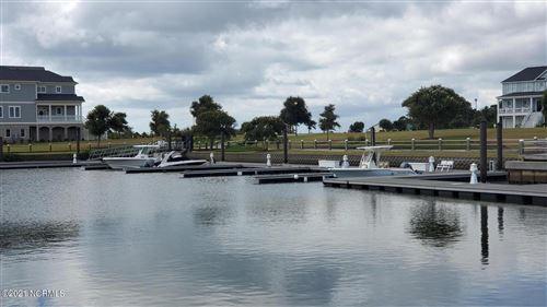 Photo of Bt Slip 4c Dock D Cannonsgate, Newport, NC 28570 (MLS # 100291271)