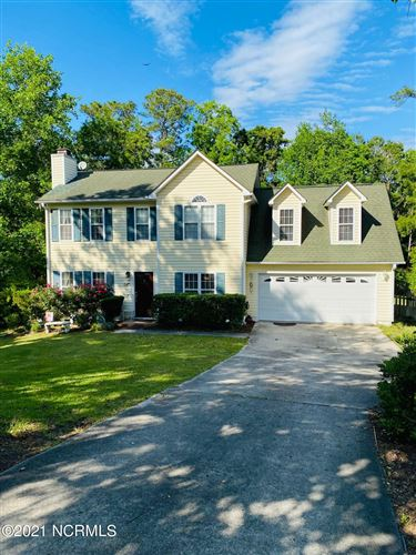 Photo of 115 Little Current Lane, Sneads Ferry, NC 28460 (MLS # 100271272)