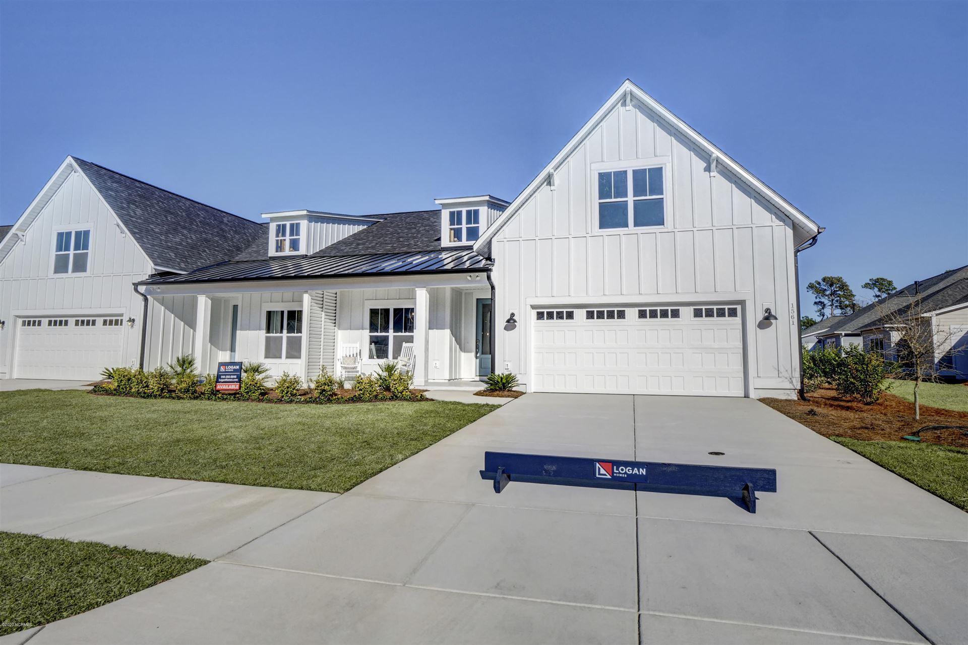 1561 Sand Harbor Circle, Ocean Isle Beach, NC 28469 - MLS#: 100194272