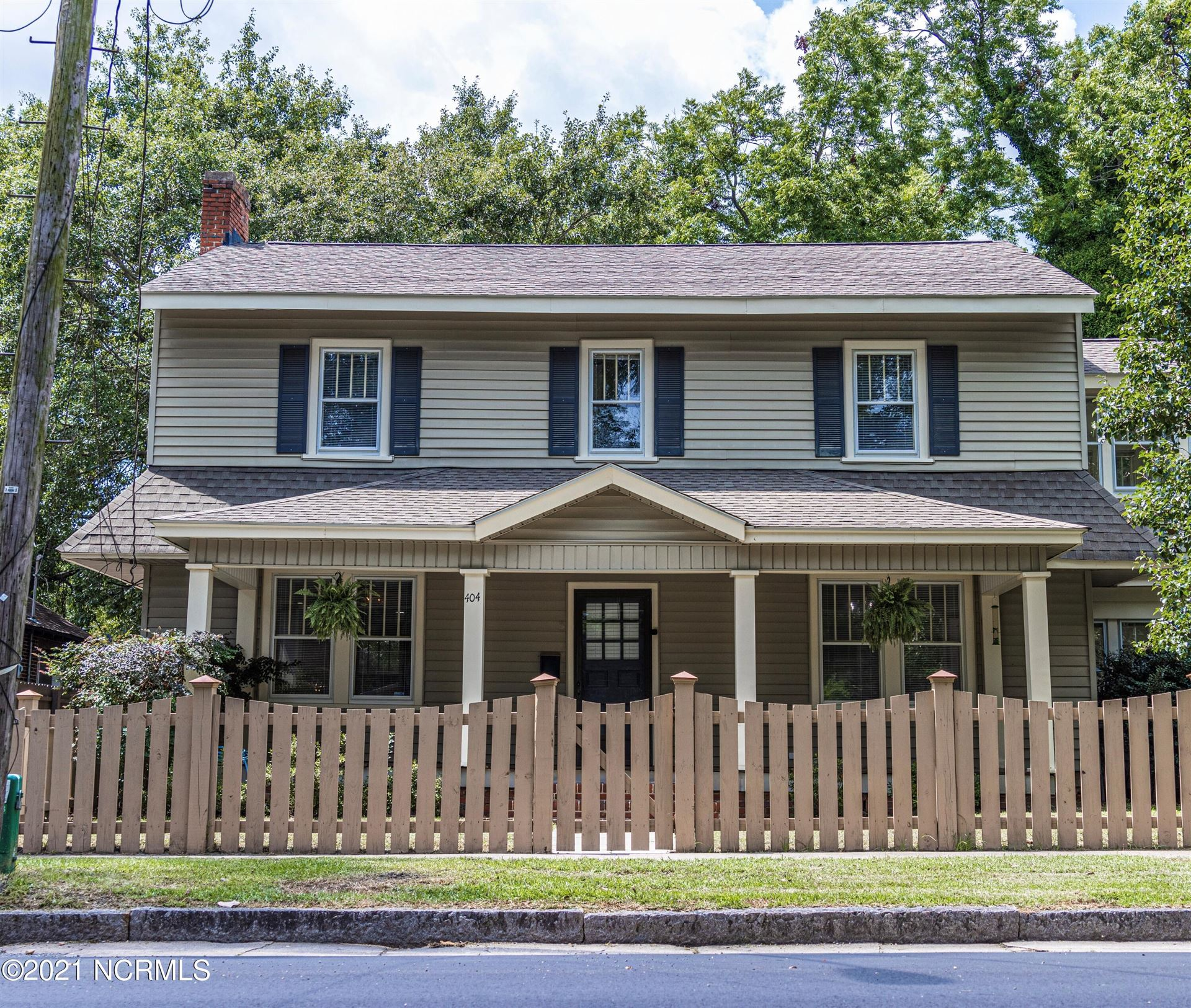 Photo of 404 Elizabeth Street, Greenville, NC 27834 (MLS # 100286272)