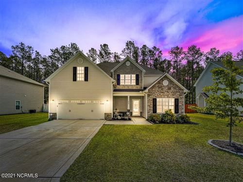 Photo of 222 Wood House Drive, Jacksonville, NC 28546 (MLS # 100269273)