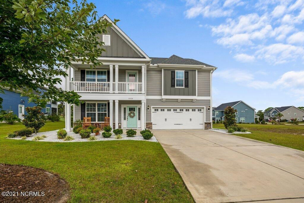 Photo of 6028 Otter Tail Trail, Wilmington, NC 28412 (MLS # 100293273)