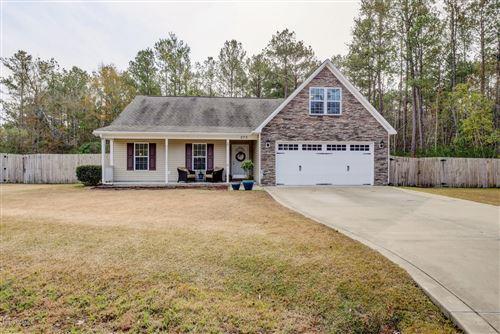 Photo of 273 Blue Creek Farms Drive, Jacksonville, NC 28540 (MLS # 100195276)
