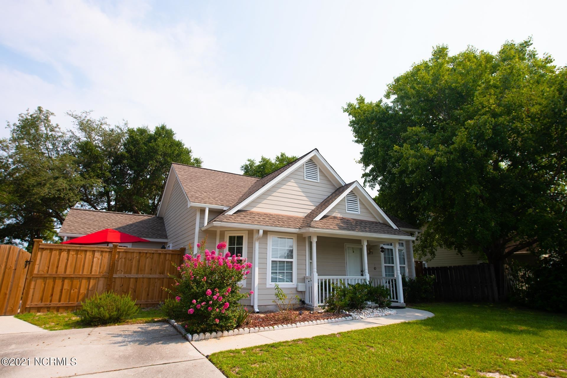 Photo of 1021 Lacewood Court, Wilmington, NC 28409 (MLS # 100284276)
