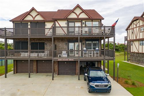 Photo of 2508 Ocean Drive #A1, Emerald Isle, NC 28594 (MLS # 100238277)
