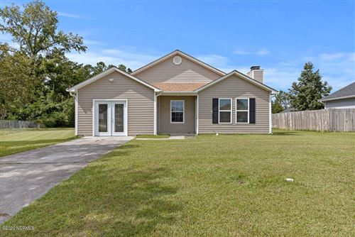 Photo of 1308 Navarro Loop, Jacksonville, NC 28540 (MLS # 100237278)