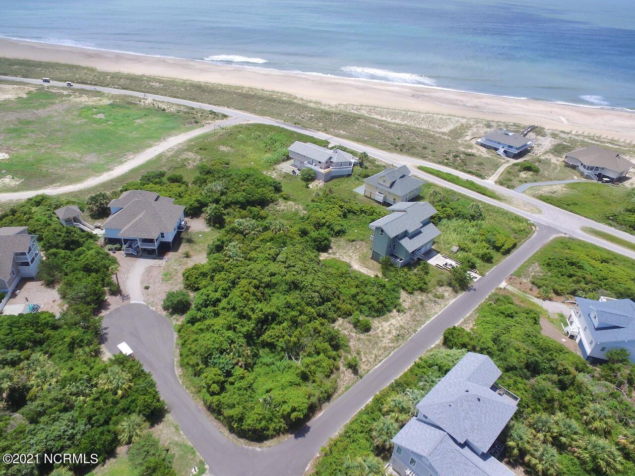 Photo of 7 Waterthrush Court, Bald Head Island, NC 28461 (MLS # 100281278)