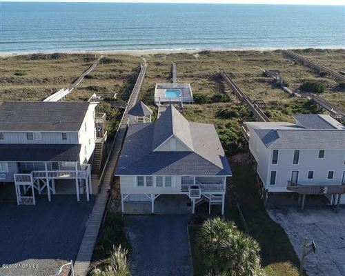 Photo of 1179 Ocean Boulevard W, Holden Beach, NC 28462 (MLS # 100194279)