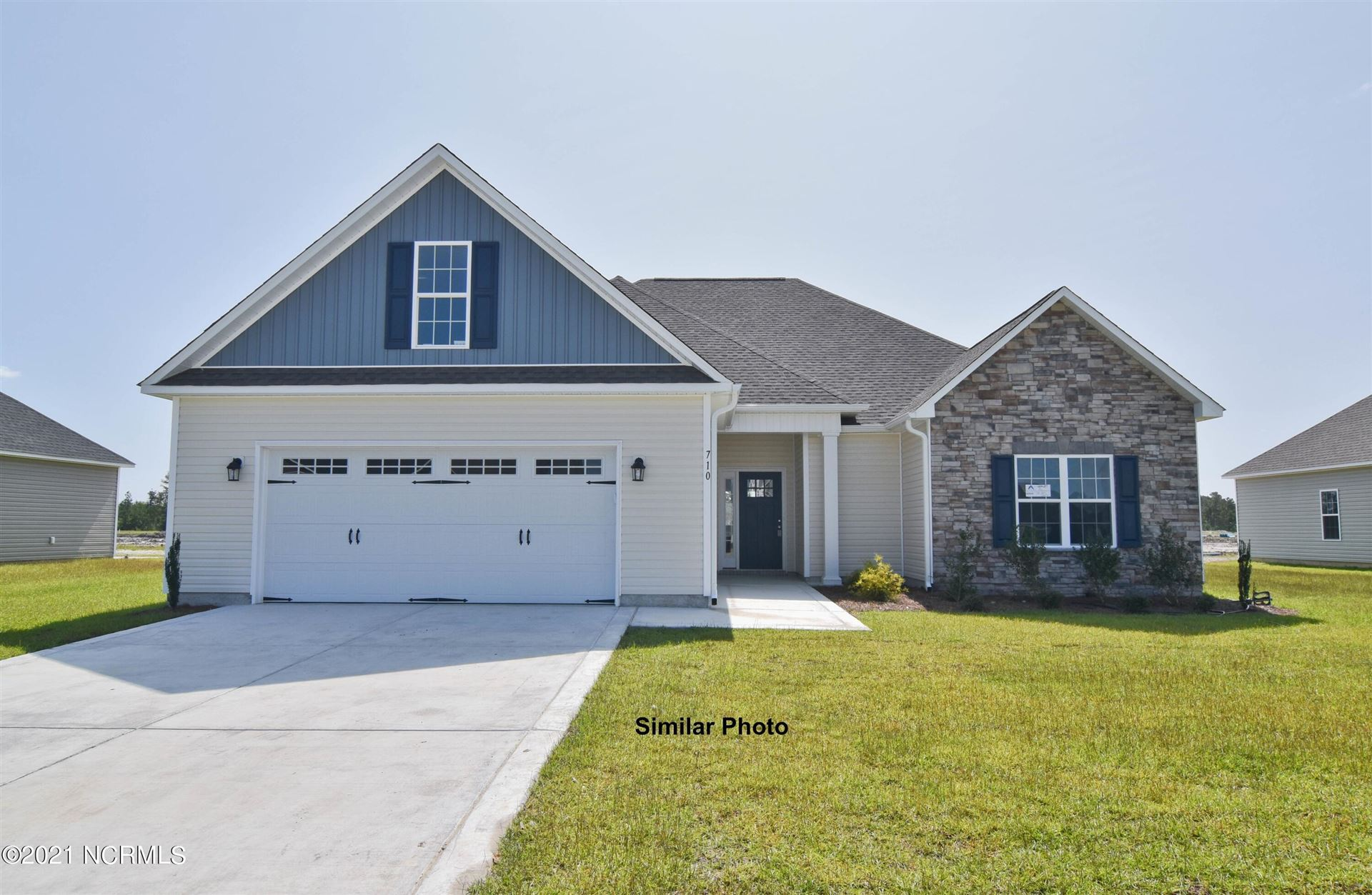 Photo of 434 Water Wagon Trail, Jacksonville, NC 28546 (MLS # 100292279)