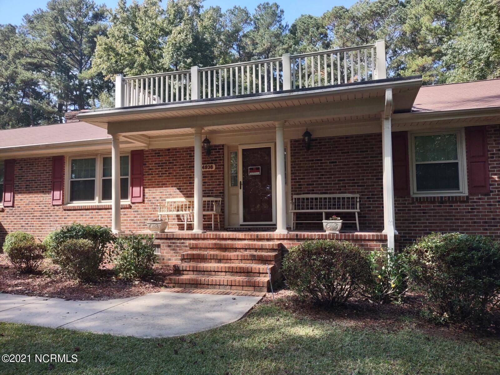 Photo of 4938 Country Lane, Rocky Mount, NC 27803 (MLS # 100295280)