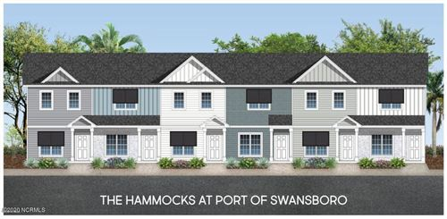 Photo of 59 Outrigger Drive, Swansboro, NC 28584 (MLS # 100255281)