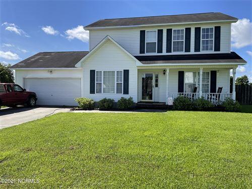 Photo of 115 Croaker Lane, Maysville, NC 28555 (MLS # 100279282)