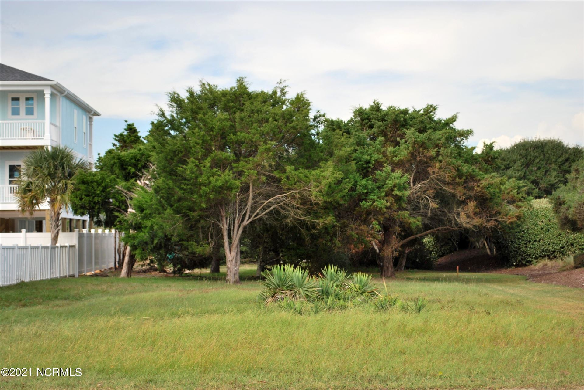 Photo of 1054 Ocean Boulevard W, Holden Beach, NC 28462 (MLS # 100296282)