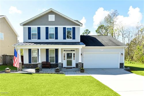 Photo of 227 Peggys Trace, Sneads Ferry, NC 28460 (MLS # 100137283)