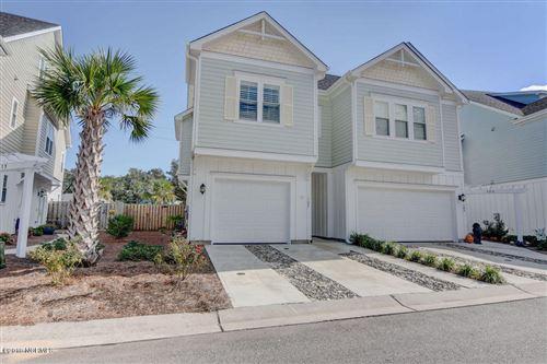 Photo of 107 Bimini Townes Lane, Carolina Beach, NC 28428 (MLS # 100188283)