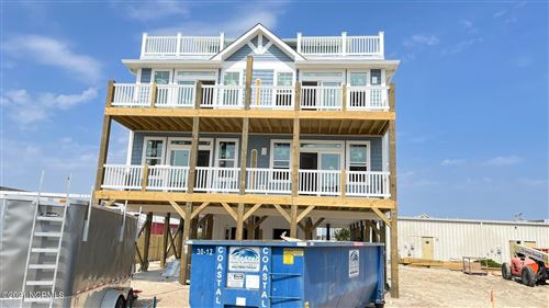 Photo of 611 N Topsail Drive #A, Surf City, NC 28445 (MLS # 100228283)