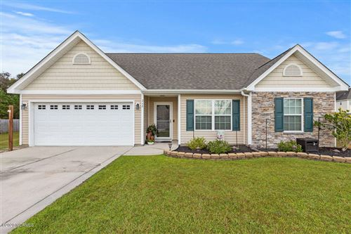 Photo of 268 Silver Hills Drive, Jacksonville, NC 28546 (MLS # 100238283)